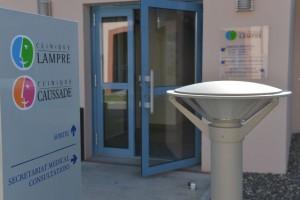 clinique psychiatrique Séméac