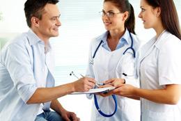 equipe medecins clinique caussade